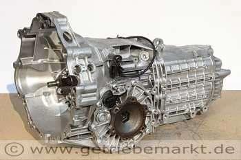Audi A4 1.8T Benzin 5-Gang-Getriebe A4-GGG