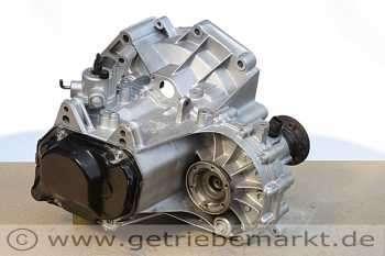 VW Caddy Kasten 1.4 16V Benzin 5-Gang-Getriebe CA-JJW