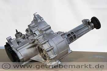 VW T4 2.5 TDI 5-Gang-Getriebe T4-DUJ