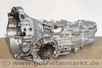 VW Passat 1.9 TDI 6-Gang-Getriebe PA-FRK