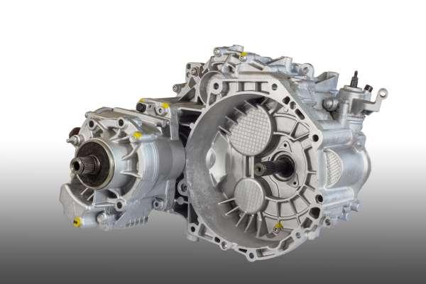 VW Tiguan 4Motion 2.0 TDI 6-Gang-Getriebe NGF