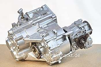 VW Tiguan 4Motion 2.0 TDI 6-Gang-Getriebe TIG-LMU