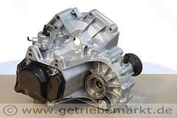 VW Polo 1.4 16V Benzin 5-Gang-Getriebe PO-JHQ