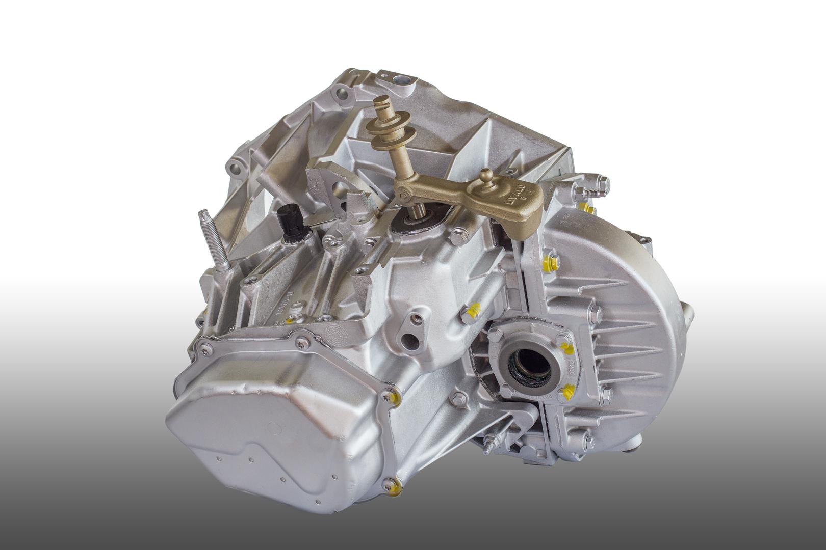 Getriebe Fiat Ducato  Ab 04 02  2 8 Jtd  Ab 04 02