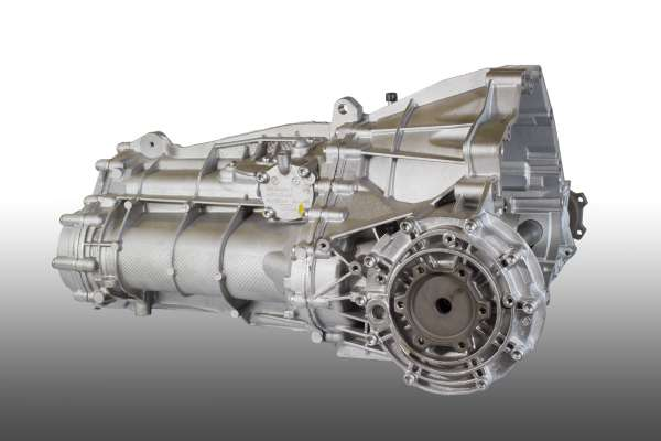 Audi A4 2.0 TDI 6-Gang-Getriebe JJG