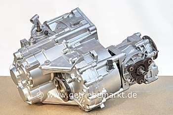 VW Golf 4Motion 1.9 TDI 6-Gang-Getriebe GO-KXV
