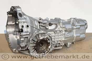 VW Passat 1.9 TDI 6-Gang-Getriebe PA-HHQ