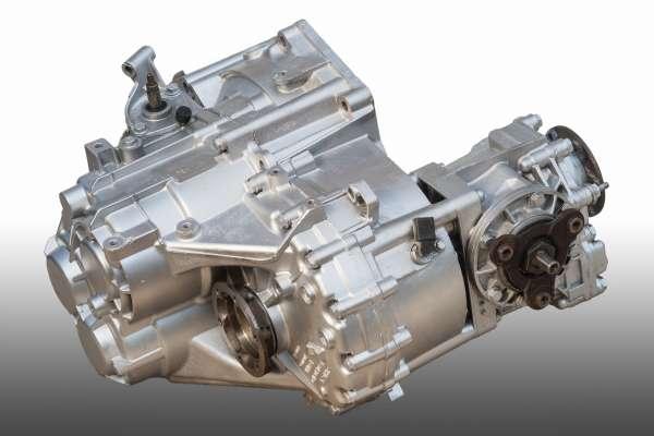VW Passat Variant 4Motion BlueMotion 2.0 TDI 6-Gang-Getriebe MKH